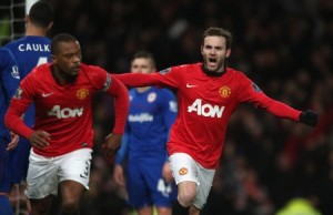 Manchester United v Cardiff City - Premier League